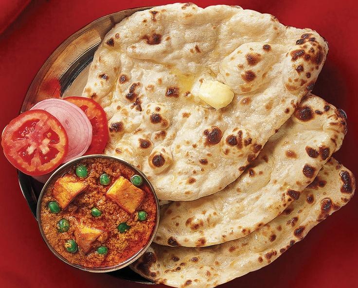 Tandoori Naan | FOOD: East Indian Love | Pinterest