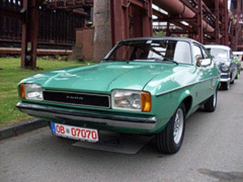 Ford Capri II 2.0 GL