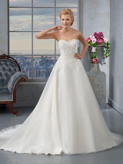 684 besten Trouwjurken Bilder auf Pinterest   Brautkleider ...