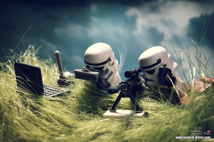 Lego Stormtroopers...I love you...