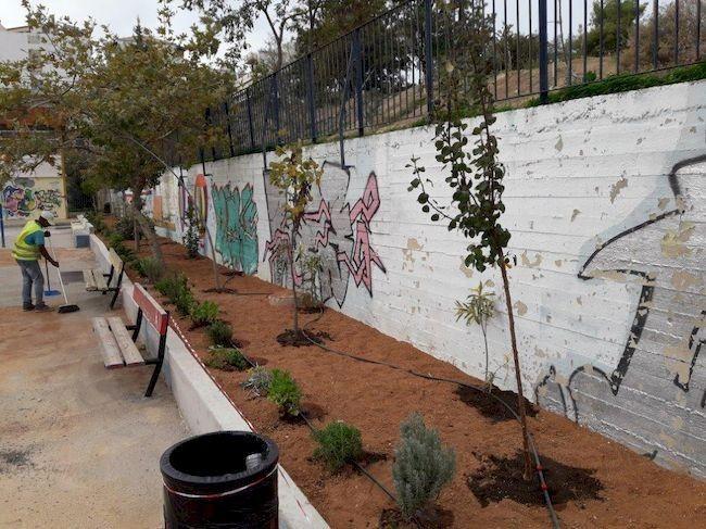 30/08/2017  Η ΔΕΠΑ στήριξε τον ΣΠΑΥ στη δημιουργία βοτανικών κήπων για τις εκπαιδευτικές ανάγκες σχολικών συγκροτημάτων της περιοχής του Υμηττού. Η δράση αυτή εντάσσεται στο πρόγραμμα περιβαλλοντικής ευαισθητοποίησης των μαθητών στα σχολεία.