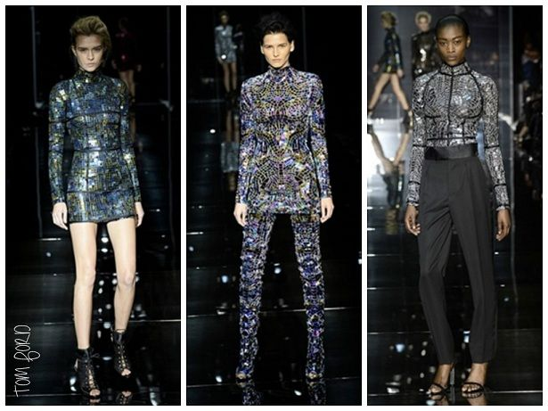 London Fashion Week Spring 2014: Tom Ford