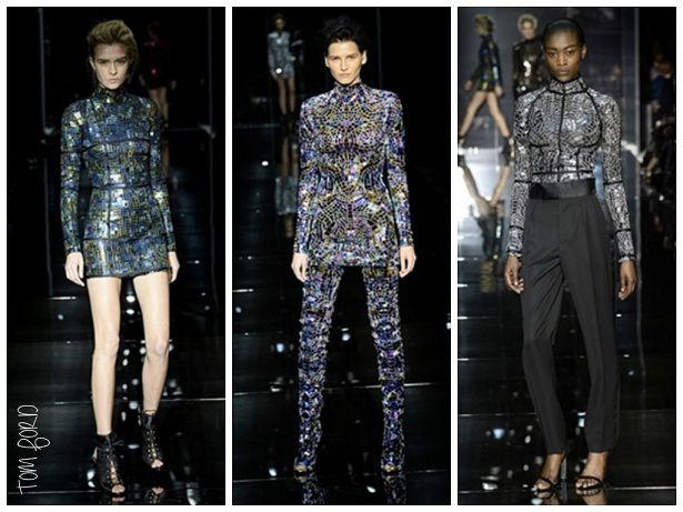 London Fashion Week Spring 2014: Tom Ford