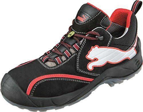 Arbeitsschuhe S3 Puma ESD-Halbschuh, EN ISO 20345,kunststoffk. Gr.36-47 Version: 45 - Größe: 45 - http://on-line-kaufen.de/puma-time/45-eu-puma-viking-s2-sicherheitsschuhe-640900-red