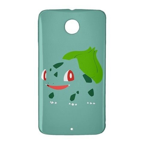 Bulbasaur Pokemon GO Google Nexus 6 Case Cover