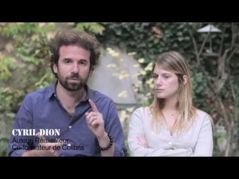 Interview Mélanie Laurent et Cyril Dion - Film Demain