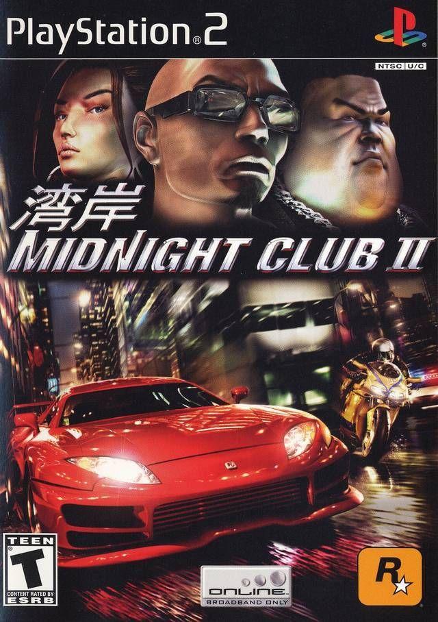Midnight Club II (Sony PlayStation 2, 2003)