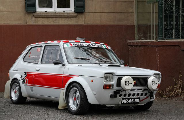 fiat 127 abarth holdies goldies cars pinterest. Black Bedroom Furniture Sets. Home Design Ideas