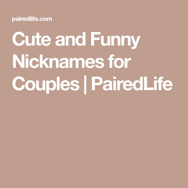 Best 25+ Boyfriend Nicknames Ideas On Pinterest