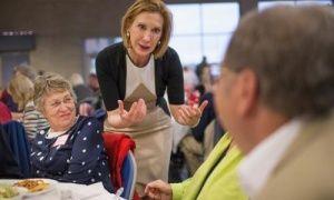 The Guardian interviews Professor Melinda Jackson on Carly Fiorina's presidential bid.