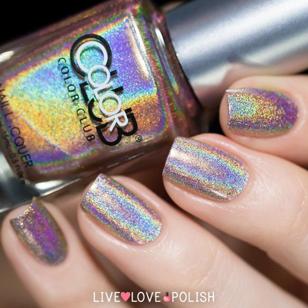Color Club Holographic Nail Polish Swatches: 1000+ Ideas About Color Club On Pinterest