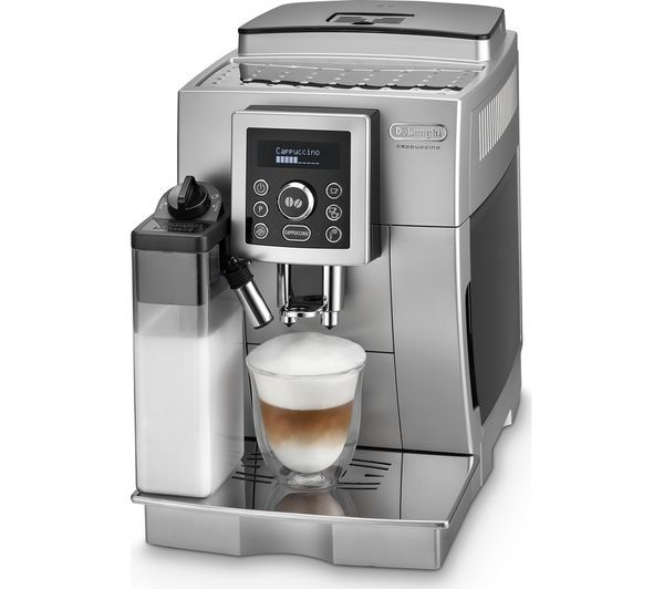 Delonghi Ecam23 460 Bean To Cup Coffee Machine Silver Black Coffee Maker Machine Automatic Espresso Machine Espresso Machine