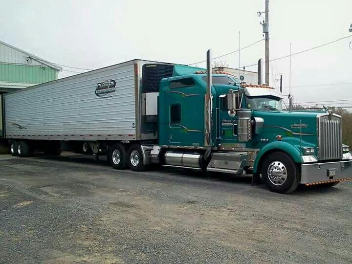 Class 1 transport w900l kenworth north america