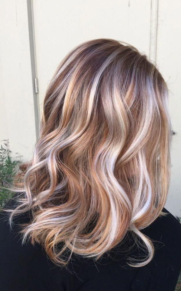 These 20 Hair Color Ideas Are Trending In 2019 Cream Blonde Hair