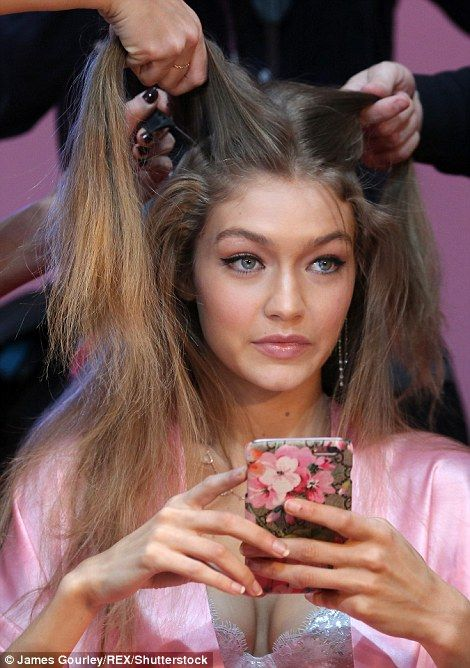 """Sister sister! Meanwhile, Bella has revealed she """"can't believe"""" she will be modelling alongside her older sibling and best friend Gigi in her debut catwalk show for the fashion house"""
