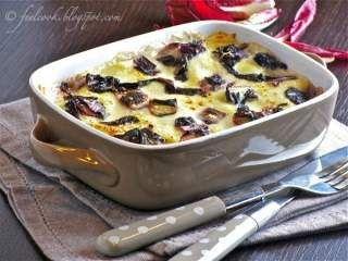 Lasagne radicchio e Taleggio, Foto 2