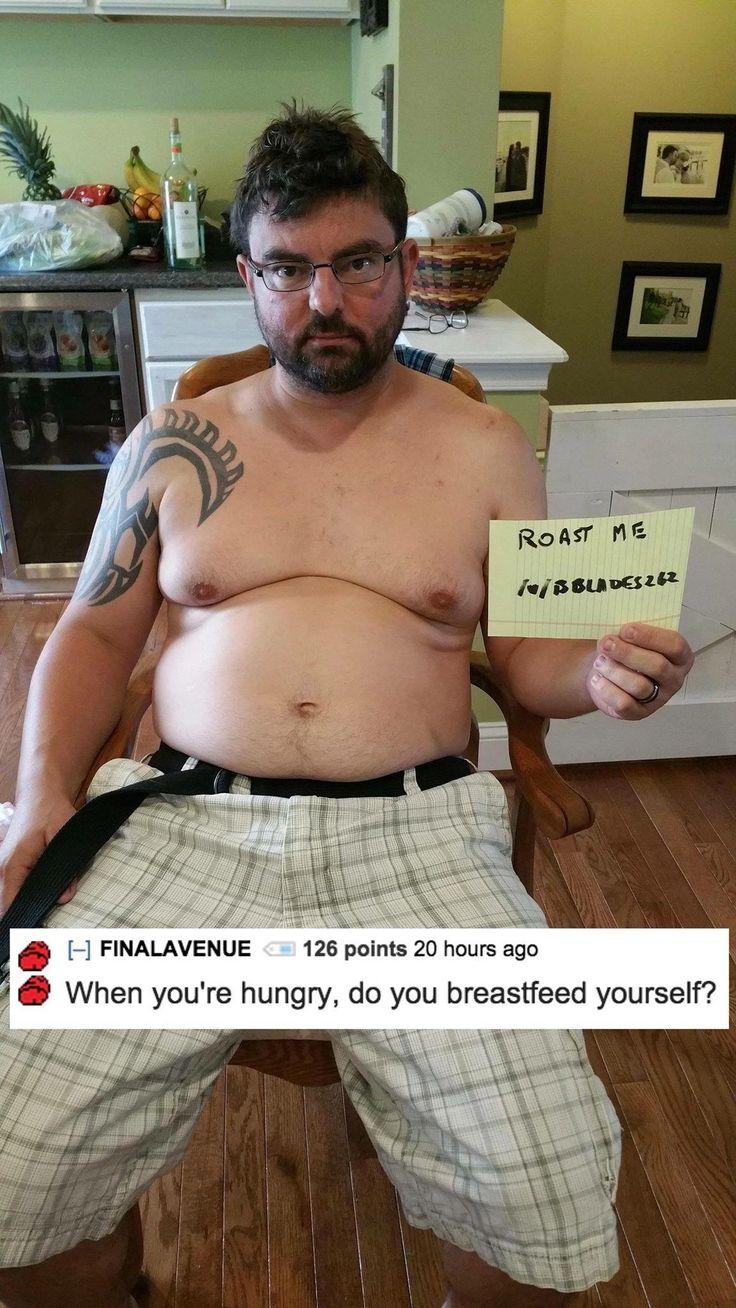 Roast me Dump - Imgur