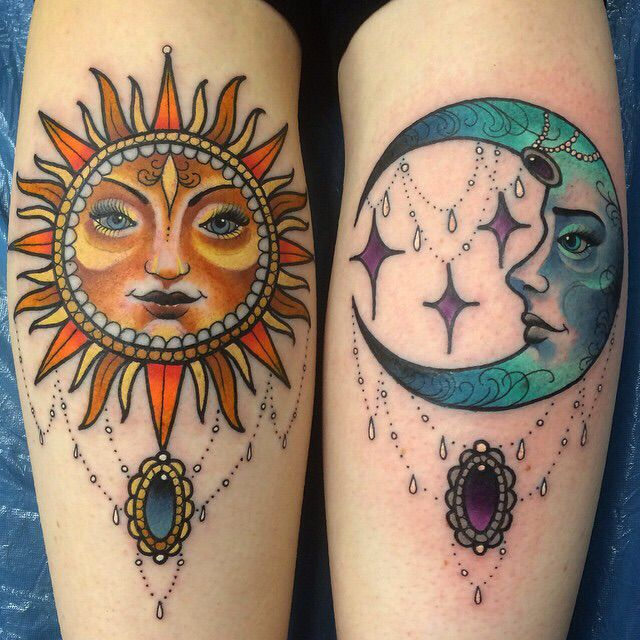 absolutely love these tattoos