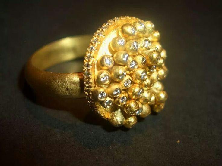Adi & Shay Lahover ring