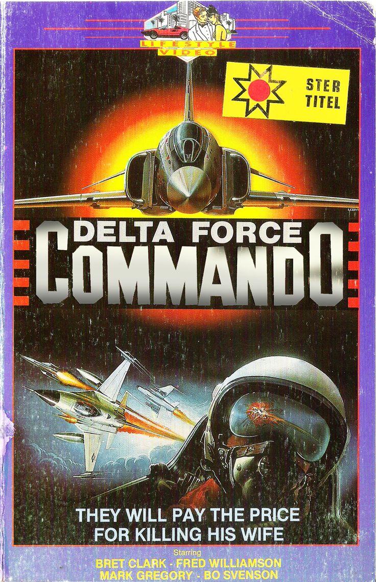 Delta force commando 1988 by pierluigi ciriaci delta