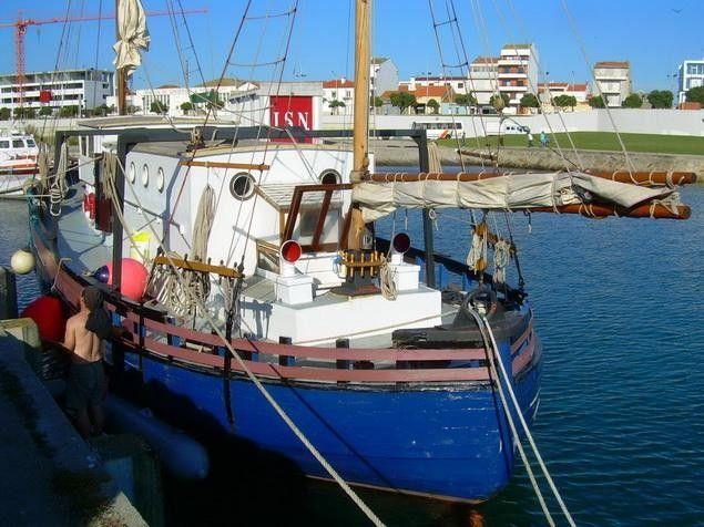 barco ingles arenque sans peur povoa varzim 2012 b