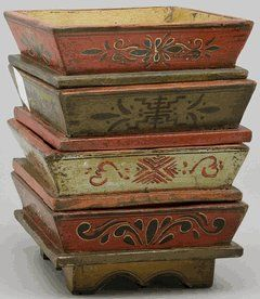 vintage wood serving trays antique wooden trays antiques amp flea market finds 6883