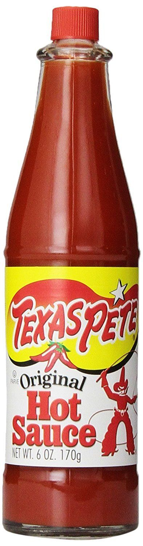 TEXAS PETE: Hot Sauce Original, 6 Oz