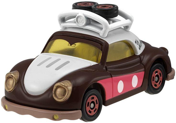 Tomica Disney Motors Poppins Valentine Edition Mickey Mouse Valentine special edition สินค้าลิขสิทธิ์แท้ นำเข้าจากประเทศญี่ปุ่น เหมาะสำหรับเด็กอายุ 3 ปีขึ้นไป