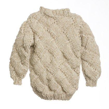 Sweater Intralace children!