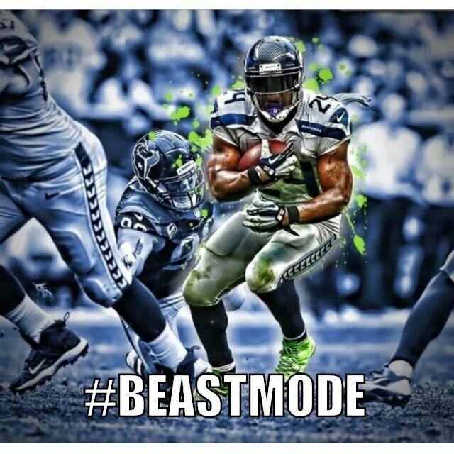 Seahawks Rnning Back Marshawn Lynch Is Ready For Super Bowl Are You