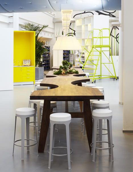 Common area inspiration  http://www.officedesigngallery.com