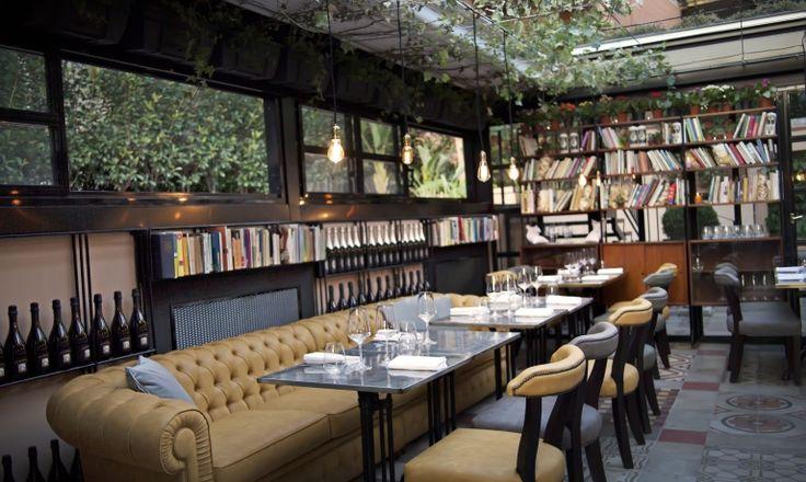 The Corner, Roma - chef Fabio Baldassarre