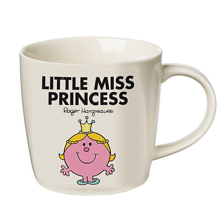 Little Miss Mr Men Mugs | Yellow Octopus