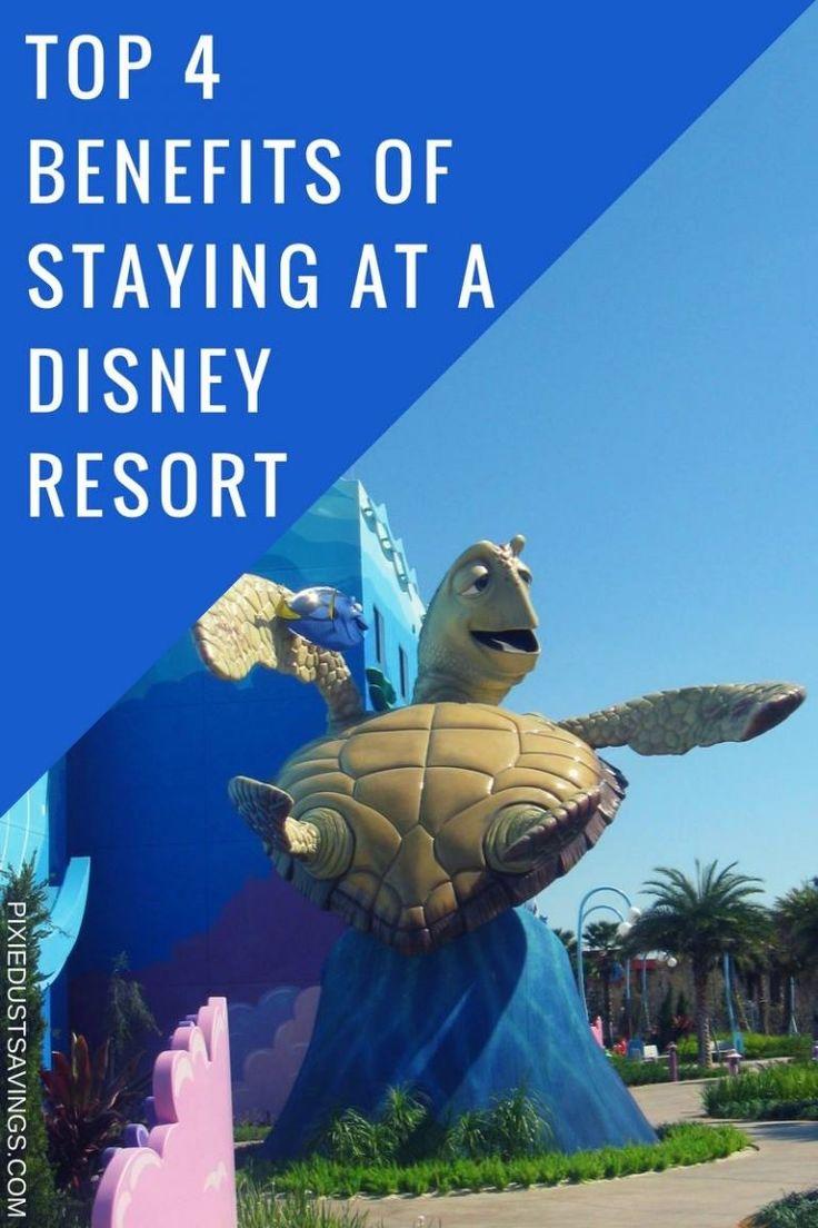 Benefits of Staying at a Disney Resort, Walt Disney World Tips, Disney Resorts