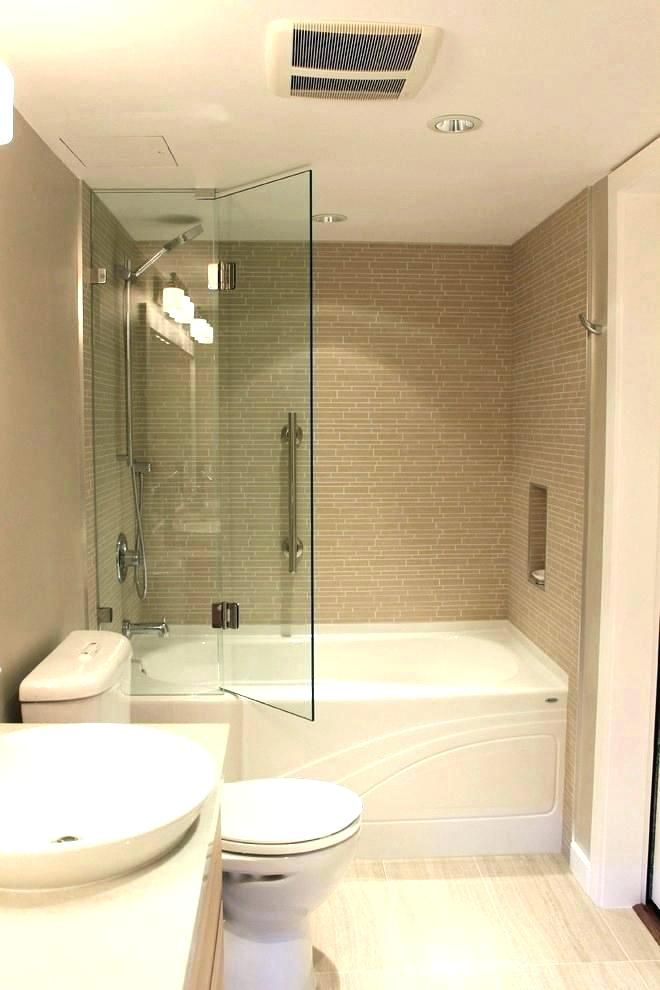 Half Glass Shower Door For Bathtub Bathroom Remodel Shower Full Bathroom Remodel Small Full Bathroom