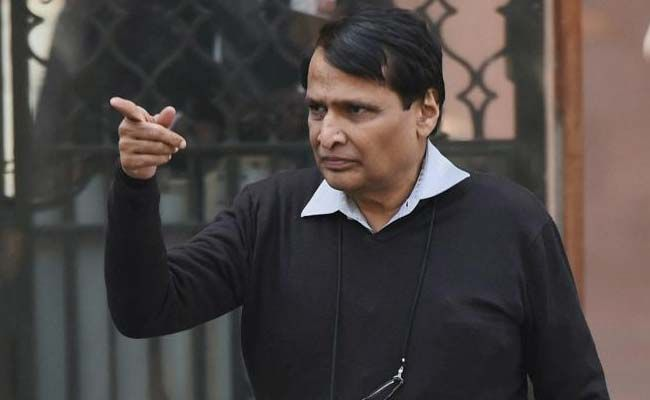 Is There Deliberate Misinformation On Bullet Trains, Asks Suresh Prabhu