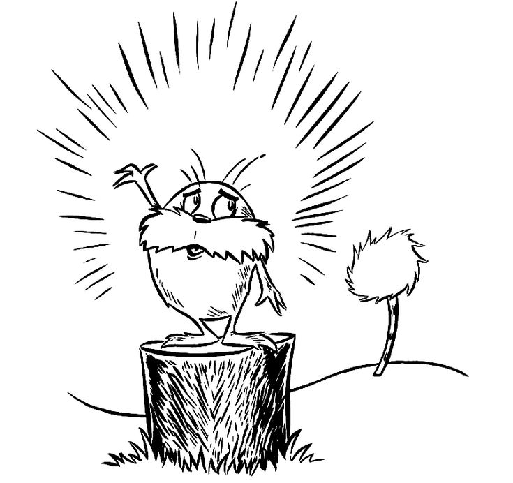 49 best dr.seuss images on pinterest | the lorax, dr suess and ... - Dr Seuss Coloring Pages Lorax