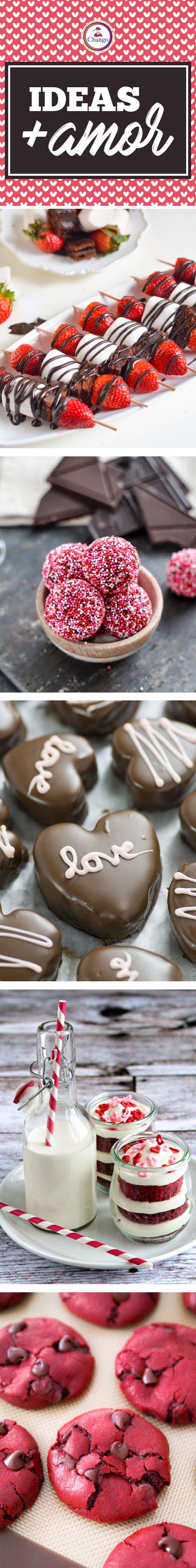 Te compartimos estas ideas súper románticas para que sorprendas a esa persona especial en este día :)