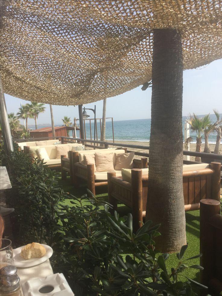 Camuri lounge, Estepona, Malaga, Spain