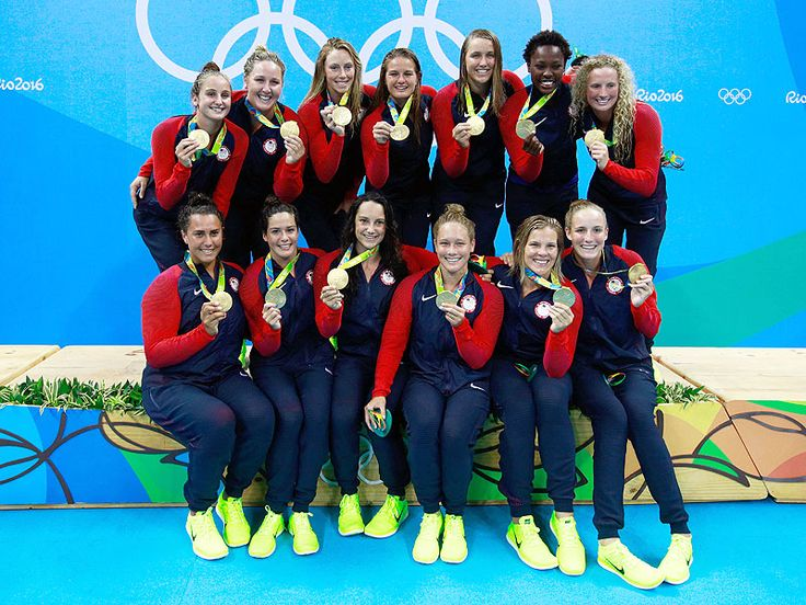 U.S. Women's Water Polo Team Makes History as Back-to-Back Champions Days After…