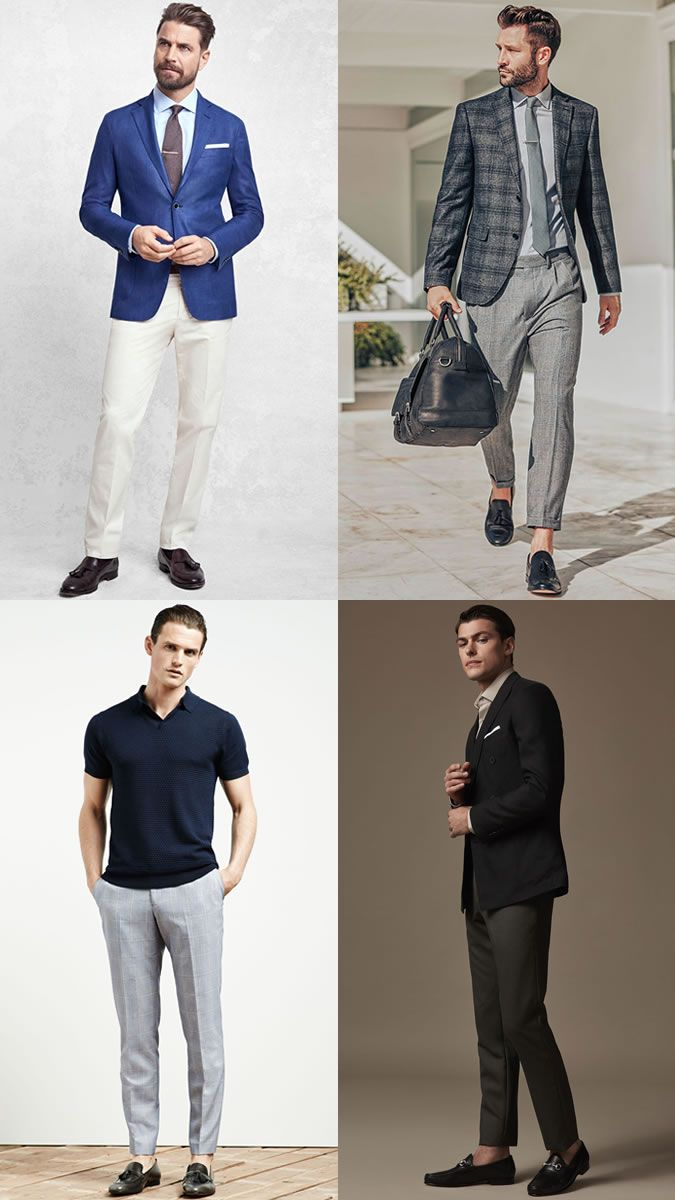bright in luster genuine shoes promo code How To Wear Loafers For Work | My Smart Casual Style and ...