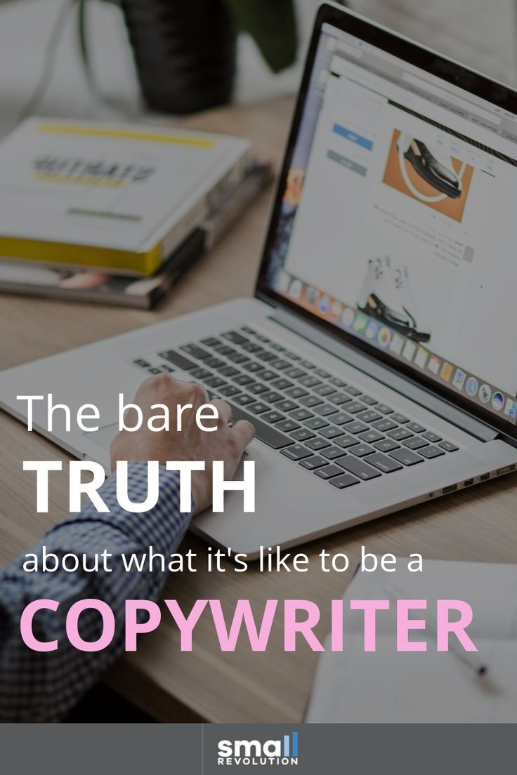 The Bare Truth About What's It Like to Be a Copywriter