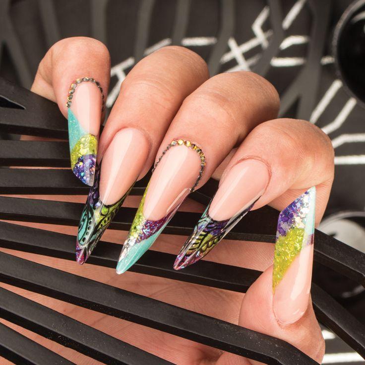 ¡Tus pasiones van más allá de la realidad! SURREAL Caleb Ortiz / Pro Master Organic® Nails #TopCollection #ExpresaTuPasión