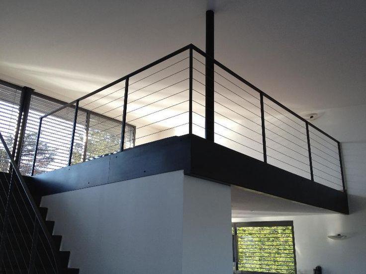 les 25 meilleures id es de la cat gorie garde corps exterieur sur pinterest barri re de rail. Black Bedroom Furniture Sets. Home Design Ideas