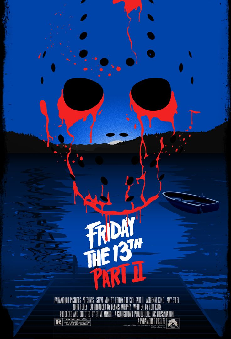 Friday the 13th Part 2 by Laz Marquez