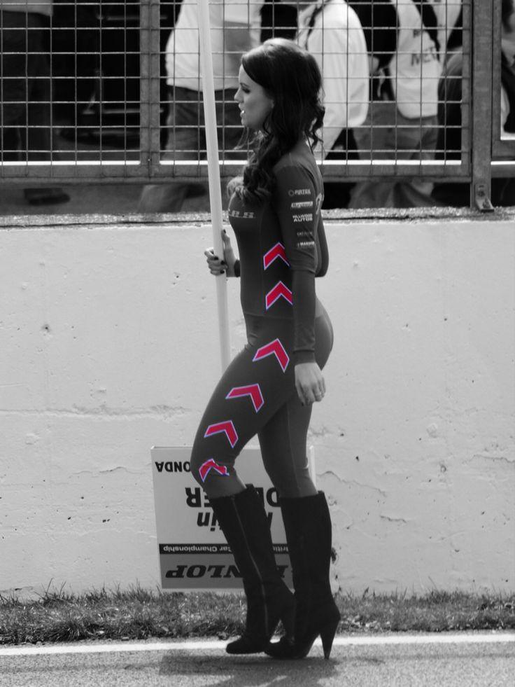 #gridgirl