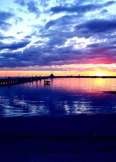 St Kilda Pier, Melbourne, Australia: Travel