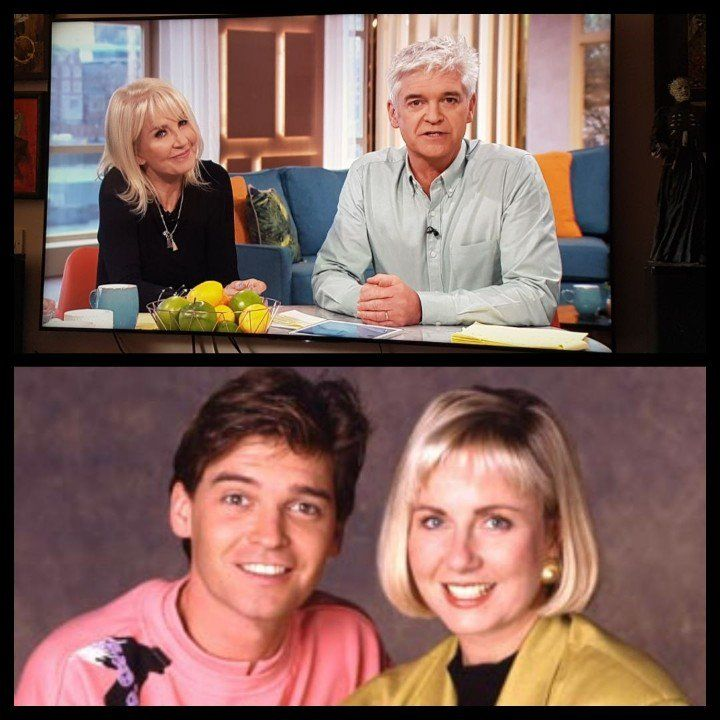 With Holly Willoughby off sick, This Morning have reunited Phillip Schofield with veteran presenter Sarah Greene. The pair presented classic 1980s Saturday morning kid's show Going Live together between 1987 and 1993.