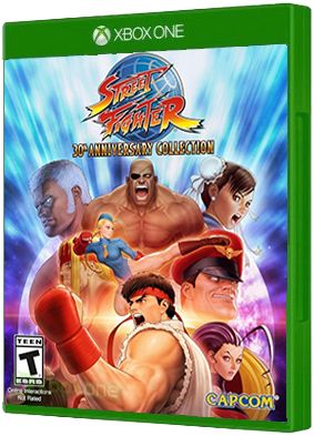 Xbox One Game Added: Street Fighter 30th Anniversary Collection