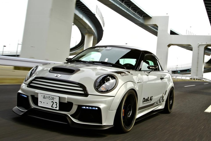 Duell AG Mini Coupe: Ag Minis, Cooper Work, Duell Ag, Minis Coupe, Jcw Duell, Minis Coupé, John Cooper, Coupe Jcw, Minis Cooper Tunes